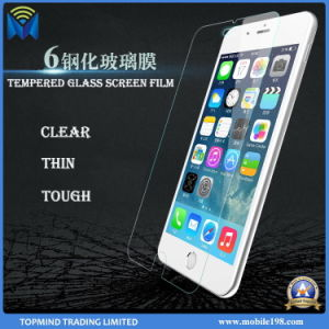 Superhard H9 Tempered Glass Film Screen Protector for iPhone 5 6 6plus pictures & photos