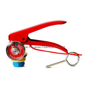 Valve for 4.5kg Dry Powder Fire Extinguisher