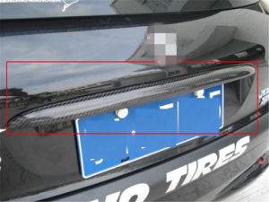 Hatchboard Trim for Peugeot 206 pictures & photos