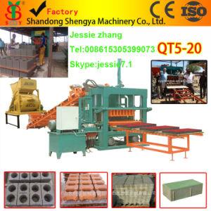 Concrete Block Making Machine Qt5-20 pictures & photos