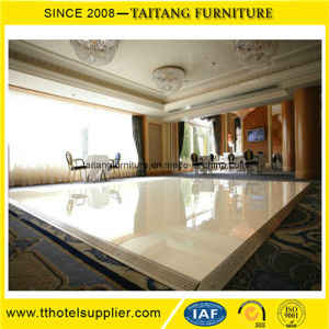 White Square Interocking Dance Floor for Event pictures & photos