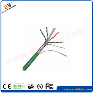 Long Life Service CAT6 STP Outdoor Network Cable pictures & photos
