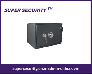 Steel Fireproof Safe with Mechanical Lock (SJJ18) pictures & photos