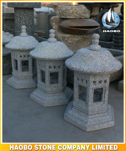 Hand Carved Japanese Garden Lantern pictures & photos