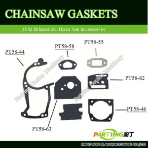 Komatsu Gasoline Chainsaw Part Spare Parts Carburtor Gaskets 42cc 52cc 58cc 4500 5200 5800