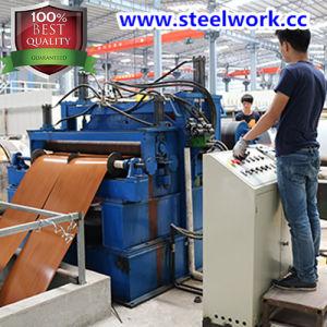 PPGI Prepainted Wooden Grain Pattern Steel Coil (CC-15) pictures & photos