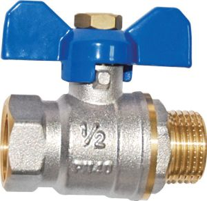 Brass Water Ball Valves pictures & photos