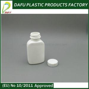 Wholesale 50ml PE Oval Shape Liquid Plastic Bottle pictures & photos