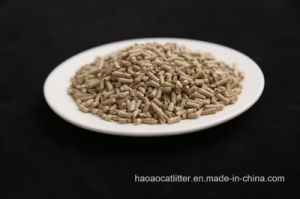 Tofu Cat Litter (strawberry, green tea, coffee, bamboo active, lavender) --Clumping and Dust Less (HA-MS-DFS01) pictures & photos