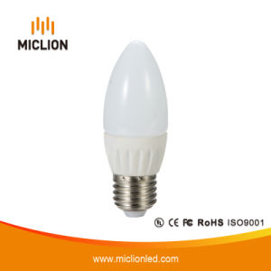 4.5W E27 E14 LED Candle Light with CE pictures & photos