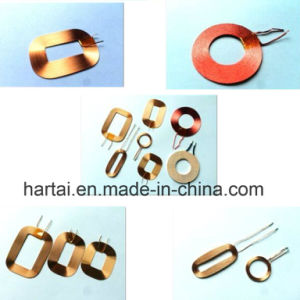 Inductor Copper Wire Coil Self-Bonded Air Core Coil pictures & photos