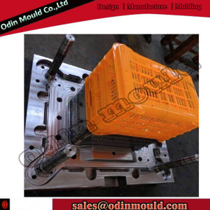 Plastic Turnover Box Injection Mould pictures & photos