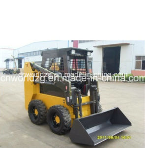 Small Size Skid Steer Loader with Open Cabin pictures & photos