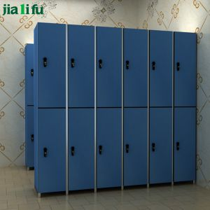 L-Shaped Locker with Key Lock pictures & photos