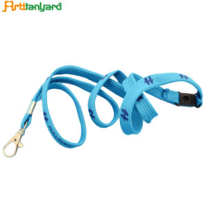 Customized Hot Sale Polyester Tube Lanyard pictures & photos