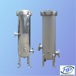 Ss Water Filter Housing for RO Treatment pictures & photos