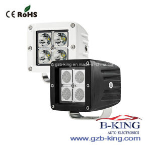 Hot 10-*30V DC 12W CREE LED Work Light pictures & photos