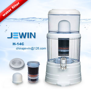 Transparent 5 Layer Activated Carbon Water Filter 14LTR Water Purifier pictures & photos