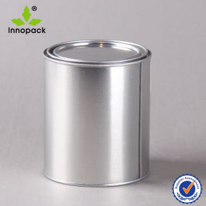 1 Liter Pry Lid Oil/Alcohol Tin Cans with Printing pictures & photos