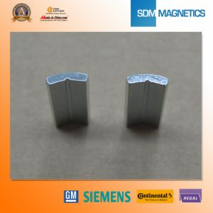 High Quality Permanent NdFeB Arc Magnet for Motor pictures & photos