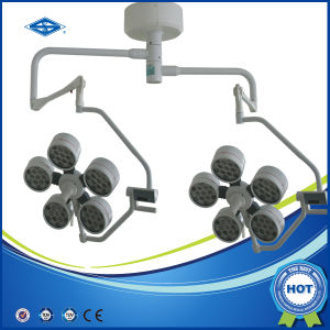Ceiling Double Head LED Medical Device Light pictures & photos