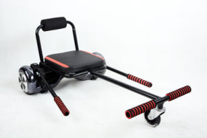 New Fashion Iron Frame Hoverkart Seat for Two Wheel Balance Scooter pictures & photos