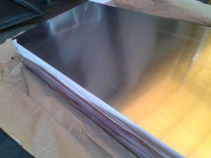 Aluminium Sheet for Rain Gutter pictures & photos