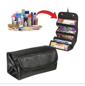 New Travel Buddy Cosmetic Bag Toiletry Jewelry Organizer (MU6350) pictures & photos