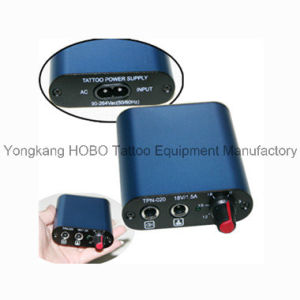 Wholesale Professional Mini Durable Tattoo Power Supply pictures & photos