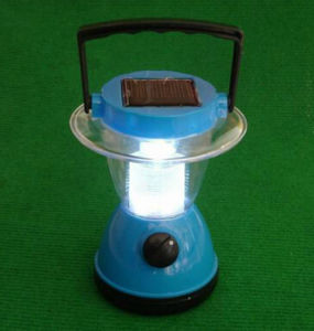 Waterproof Hot Sell Solar Rechargeable Lantern pictures & photos