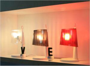 E14 40W Plastic Table Light pictures & photos