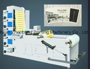Flexo Paper Bag Printing Machine pictures & photos