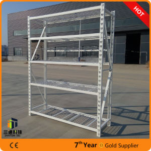 High Quality Garage Racking, 5 Layer Steel Display Rack pictures & photos
