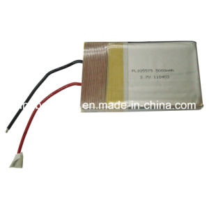 Rechargeable Li-Polymer Lithium Battery for GPS Tracker pictures & photos