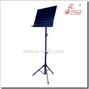 Color Metal Music Sheet Stand with Wooden Holder (MS170) pictures & photos