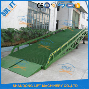 Mobile Steel Trailer Ramp with CE pictures & photos