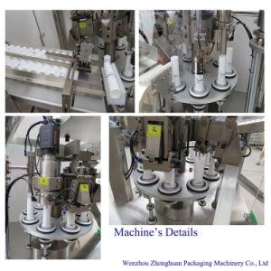 Automatic Tube Filling and Sealing Machine Tube Packing Machine pictures & photos