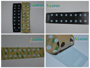 Highly Durable and Functional Membrane Graphic Overlay for Control Keypad pictures & photos