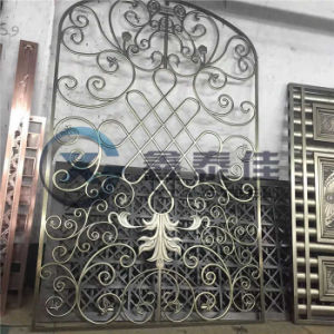 High Quality Decorative Stainless Steel Door Frame /Window Frame of Customized Design pictures & photos