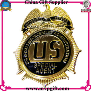 Customized Metal Pin for Police Badge Use pictures & photos