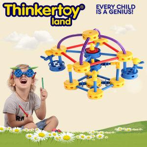 Plastic Building Blocks Advanced Toy for Children Development pictures & photos