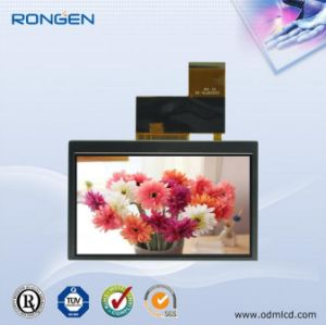 Rg043dqt-01r 4.3 Inch LCD Screen Door Bell Monitor & PDA LCD Display pictures & photos
