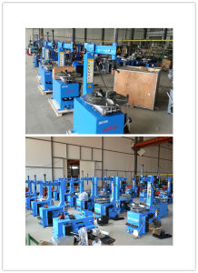 Ce Garage Equipment Car Tire Changer Machine pictures & photos
