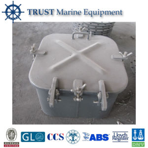 Boat Rotating Marine Oiltight Hatch Cover pictures & photos