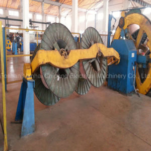 1250/1+1+3 Wire Cable Laying up Machine pictures & photos