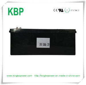 12.8V 150ah Lead-Acid Replacement Rechargeable Lithium LiFePO4 Battery pictures & photos