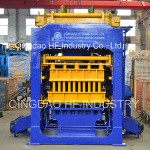 Fully Automatically Hydraulic Block Machine to Make Concrete Hollow Bricks pictures & photos