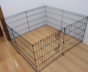 High Quality Wire Mesh Pet Product Dog House