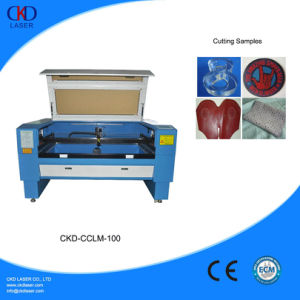 Fabric Textiles Laser Cutting Machine From CKD Supplier pictures & photos