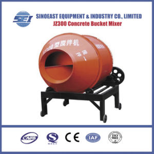 Jz300 Concrete Bucket Mixer pictures & photos
